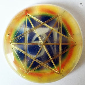 "Tibetan ""A"" Powerful Lucid Dreaming Pendant Circuit Board"