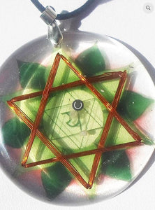 Anahata Fourth Chakra Activator EMF Protection