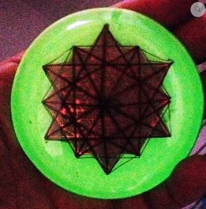 Dodecahedron Tesseract Quantic Resonator EMF Protection Circuit Board