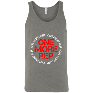 Get fit living one more rep fitness health workout gym apparel for athletics one more rep tank top tee shirt t-shirt tshirt