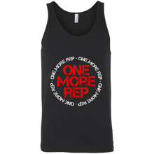 Load image into Gallery viewer, Get fit living one more rep fitness health workout gym apparel for athletics one more rep tank top tee shirt t-shirt tshirt