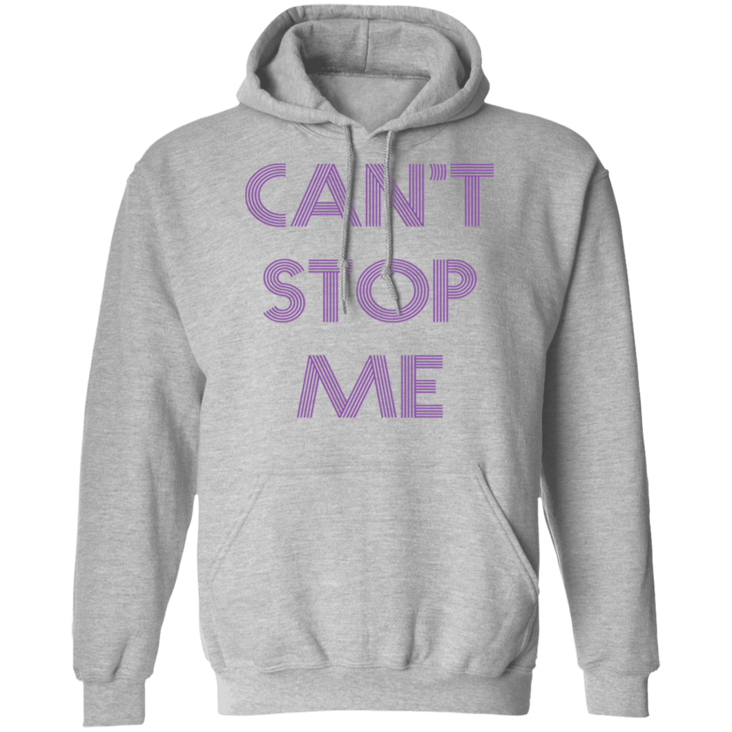 Can't Stop me Fitness Workout Apparel Clothing Workout athletic gym slogan mantra weight lifting encouragement motivation inspiration bodybuilding weight loss lose weight body get fit getfit get.fit.living get fit living getfitliving @get.fit.living @GFL_Colton Hoodie Sweatshirt performance gear