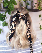 Load image into Gallery viewer, Cheetah Girlz Hair Scarf
