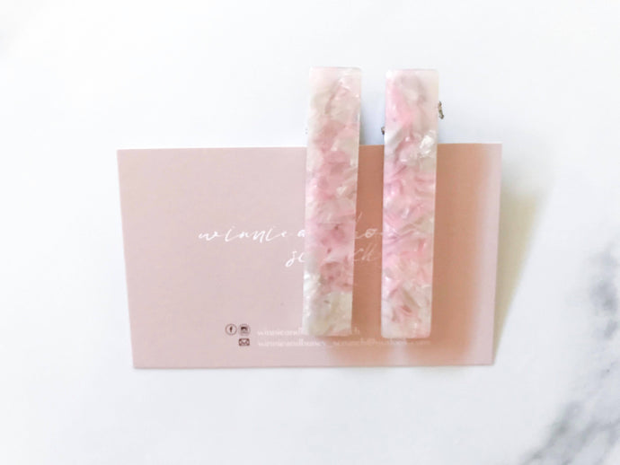 The Strawberry Kisses Mini Clip Set - PRE ORDER