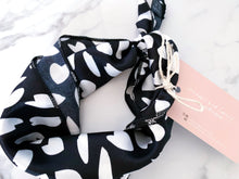 Load image into Gallery viewer, 101 Dalmations - Black Hair Scarf
