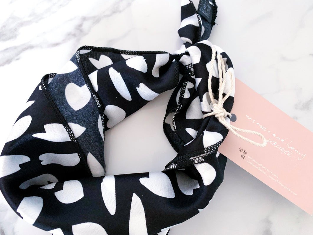 101 Dalmations - Black Hair Scarf