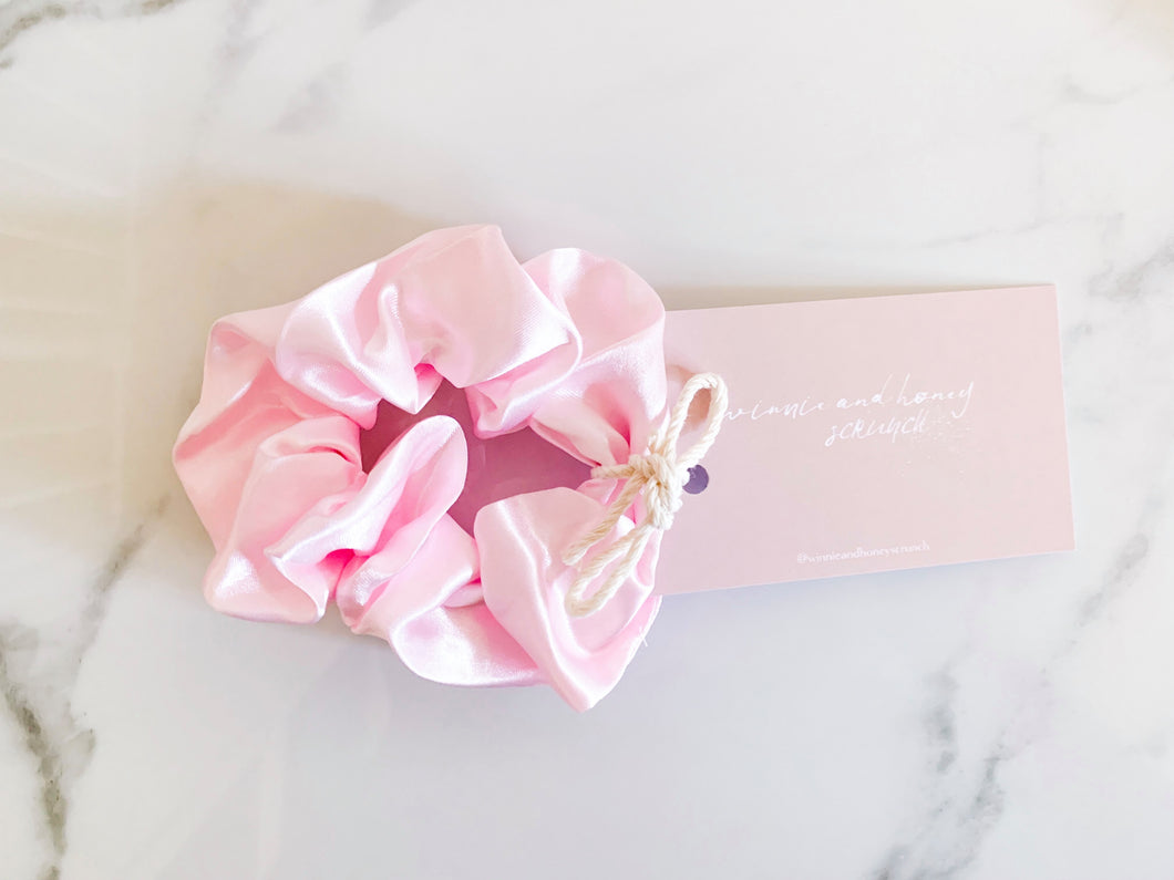 The Luxe Silk Co - Pink