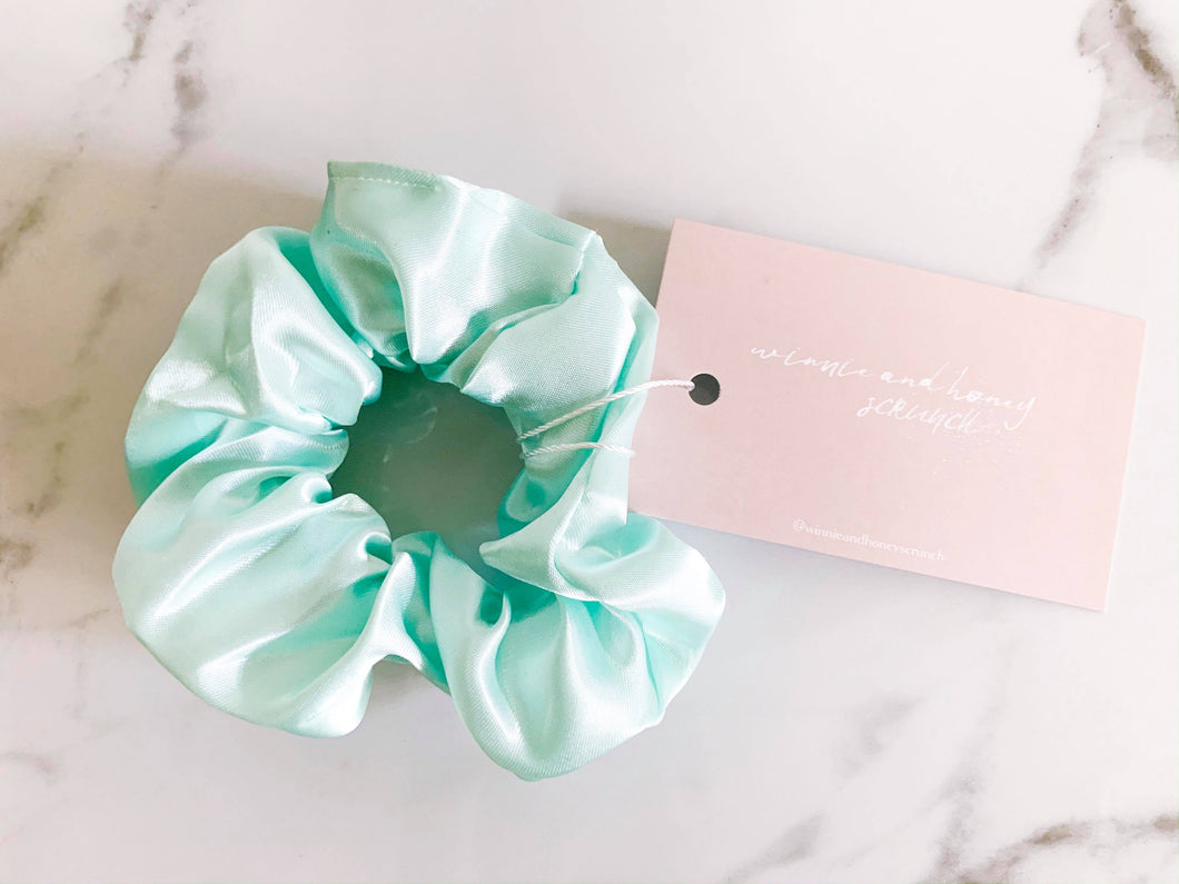 The Luxe Silk Co - Mint