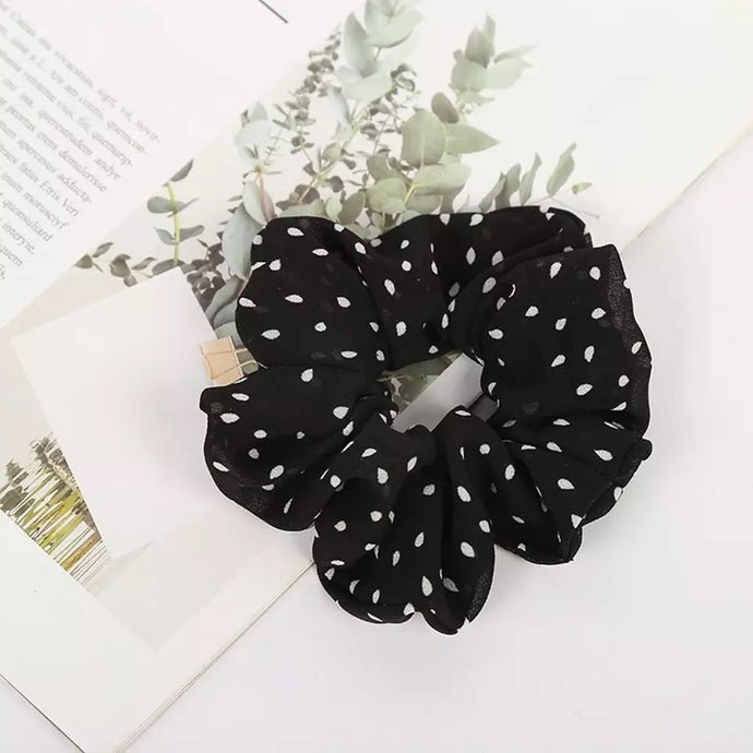 Ivy Black Polka Dot