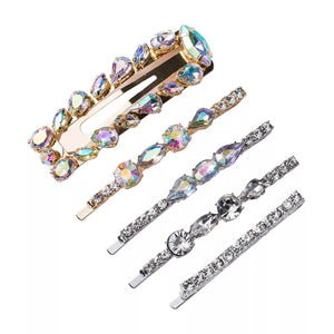 Girl's Night Out 5pc Crystal Pin Set