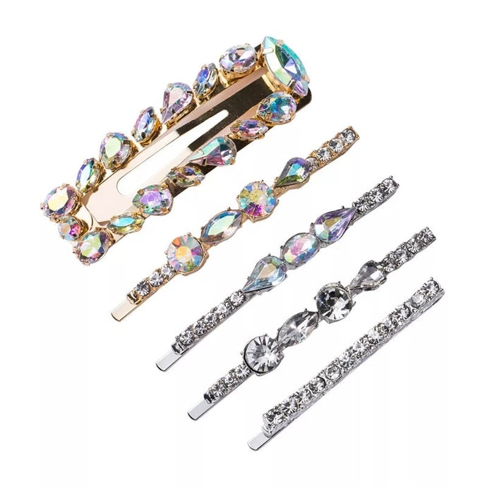 Girl's Night Out 5pc Crystal Pin Set - PRE ORDER