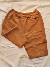 Load image into Gallery viewer, Everyday Essentials Jogger Set Ginger Brown