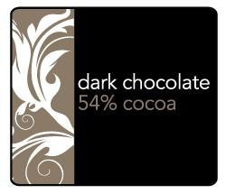 Tasting 54% Dark Chocolate