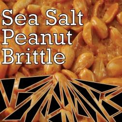 Sea Salt Peanut Brittle