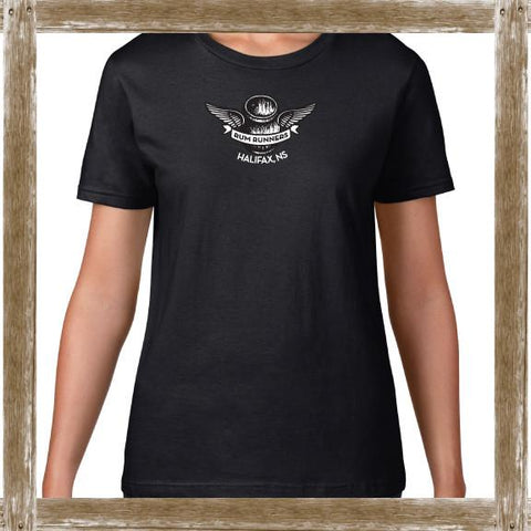 Winged Barrel, Ladies T