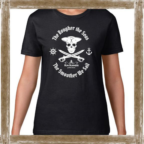 Rough Seas, Ladies T