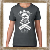 Yo Ho Ho, Ladies Tee
