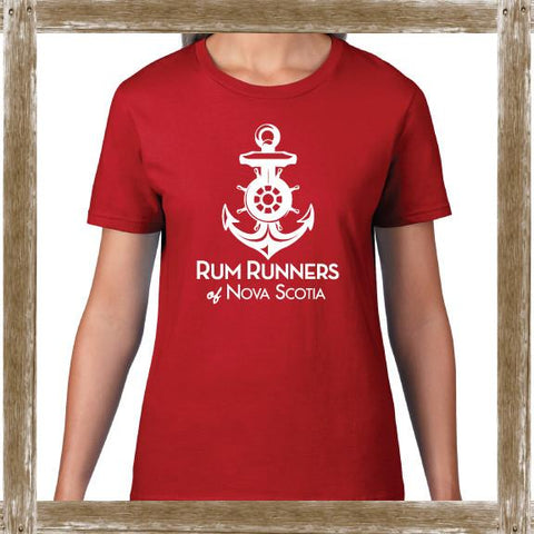 Anchor Wheel, Ladies T