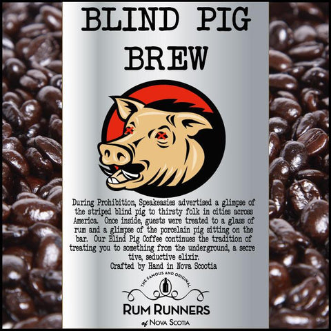 Blind Pig Coffee