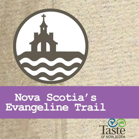 Nova Scotia Evangeline Trail Bar