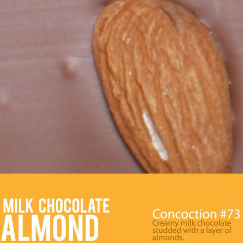 Milk Chocolate Almond Tablet