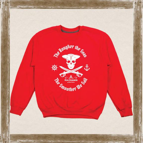 Rough Seas Crewneck Sweatshirt