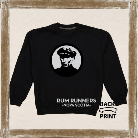"Rum Runners ""Guy"" Crewneck Sweatshirt"