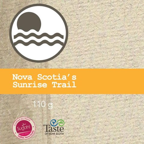 Nova Scotia Sunrise Trail Bar