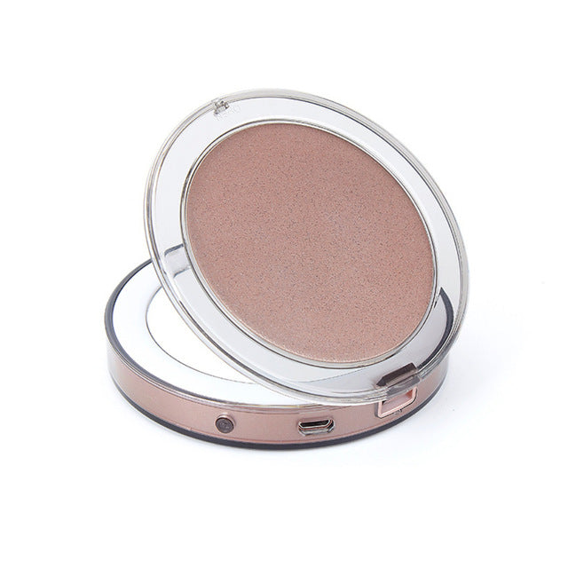 LED Glow Up Compact Mirror