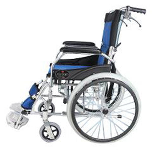 Wheelchair - Hero Mediva Premium Lightweight Aluminium Wheelchair     MHL - 1008