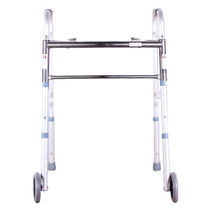 Walker - Hero Mediva Foldable Walker with Wheels     MHL - 2001 - W