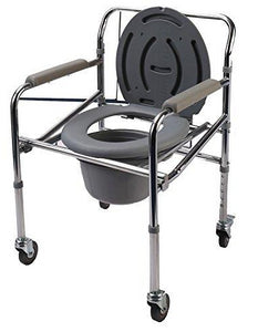 Commode Chair with wheels - Med eMove