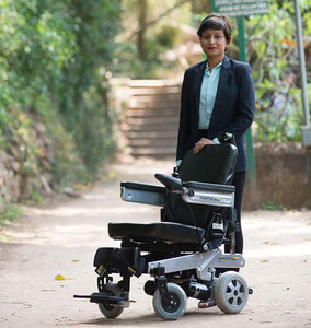 Electric Wheelchair - Heavy Duty - Ostrich - Verve Rx