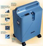 Philips Everflow Oxygen Concentrator (5 LPM)