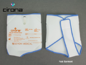 DVT - Devon Sleeves - Foot