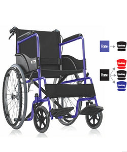 Wheelchair - Economy - Med-eMove