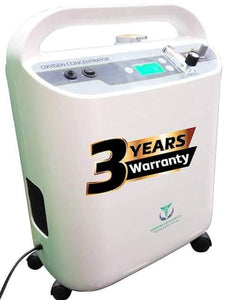 Nareena Oxygen Concentrator Single Flow with Inbuilt Nebulizer