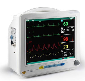 Nareena Patient Monitor With Five Para