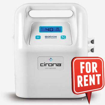 DVT Pump (On Rent) - Devon Cirona 6200 - FOR DELHI NCR ONLY