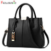 Women's handbag 2018 New Women Messenger bag Casual Women PU Leather Handbags Lady Classic Shoulder Bags Female Tote