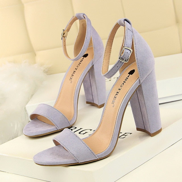 High Heels Sexy Wedding Shoes