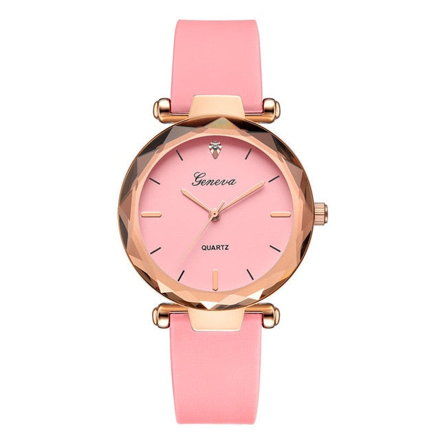 Appealing Fashion Luxury Brand Women Watch
