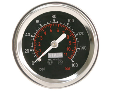 VIAIR Backlit Air Gauge Kit