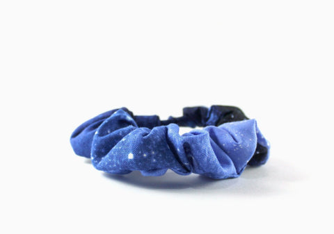 tumblr galaxy scrunchie