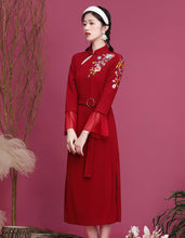 Load image into Gallery viewer, Retro Banquet Qipao Cheongsam