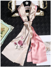 Load image into Gallery viewer, Scarf Rose Pink