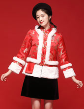 Load image into Gallery viewer, Festive Occasion Qipao Cheongsam