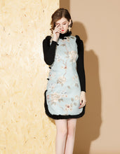 Load image into Gallery viewer, Winter Noble Qipao Cheongsam