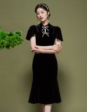 Load image into Gallery viewer, Art Elegant Qipao Cheongsam