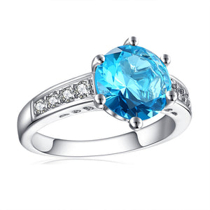 Fire & Ice - Beautiful Ring Set